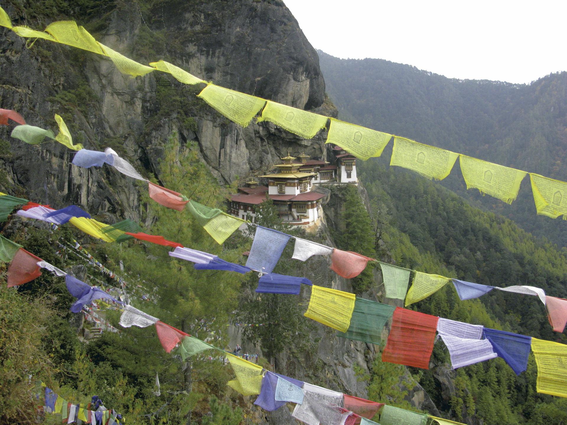 Taktsang Monastery (Tigernest)
