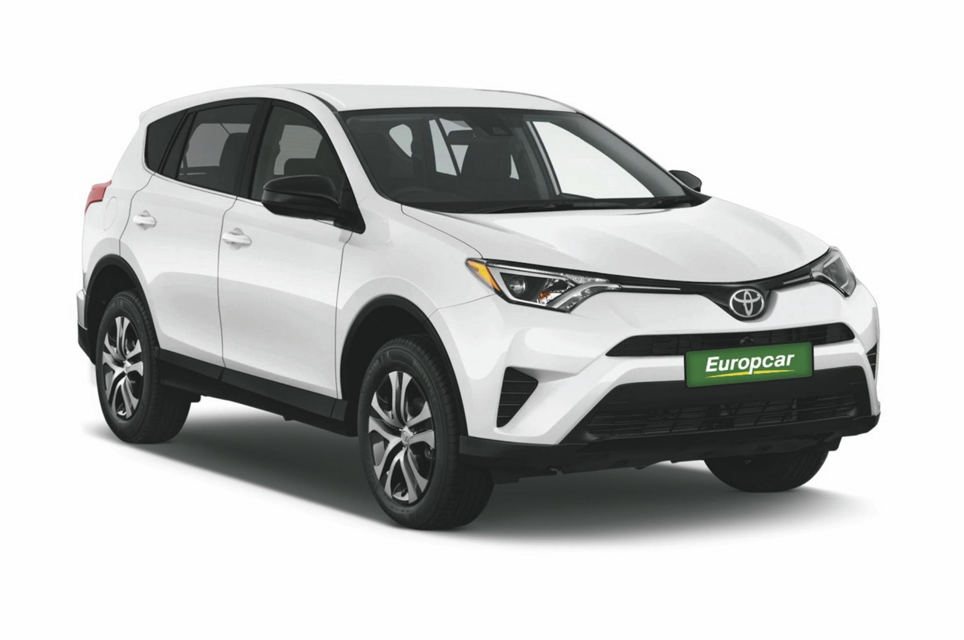 Gruppe R Toyota RAV 4x2 (2WD)