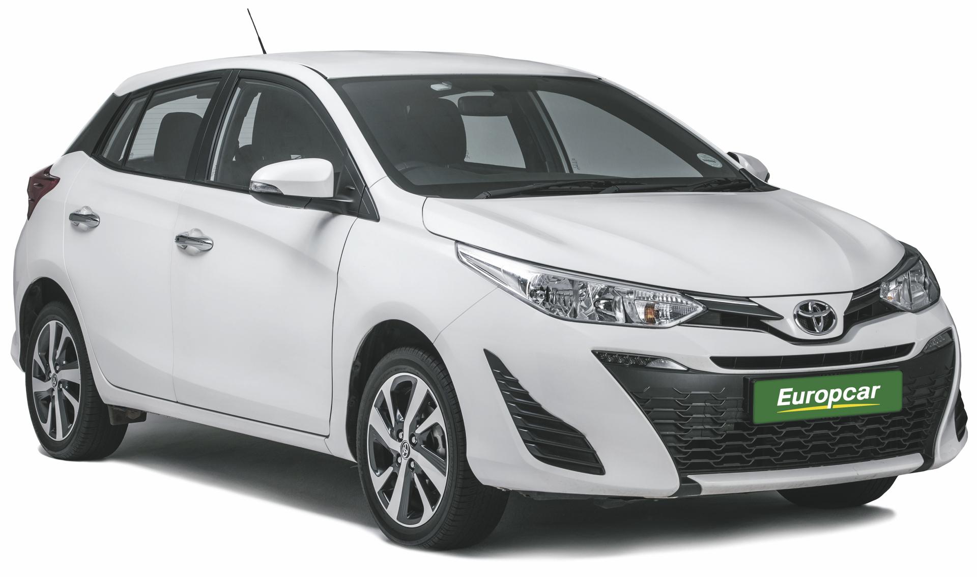 Gruppe B, Toyota Yaris o.ä.