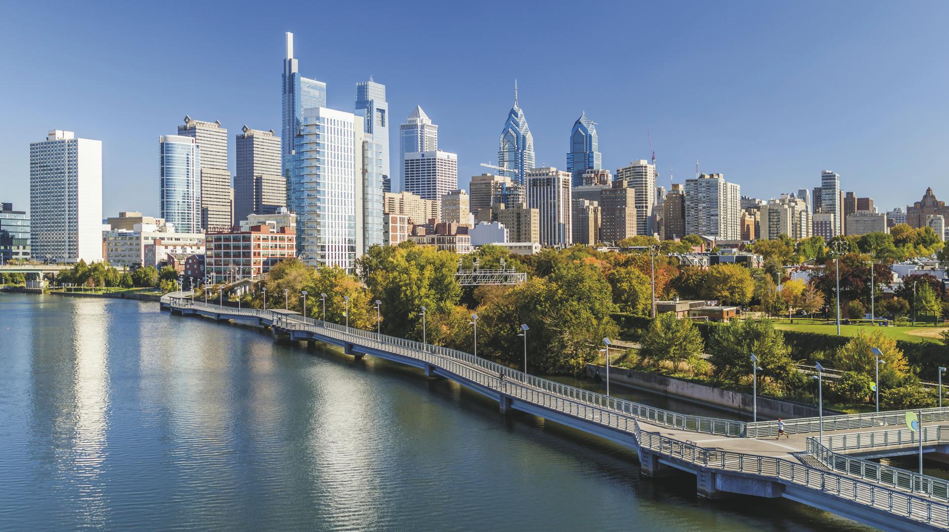 Skyline Philadelphia