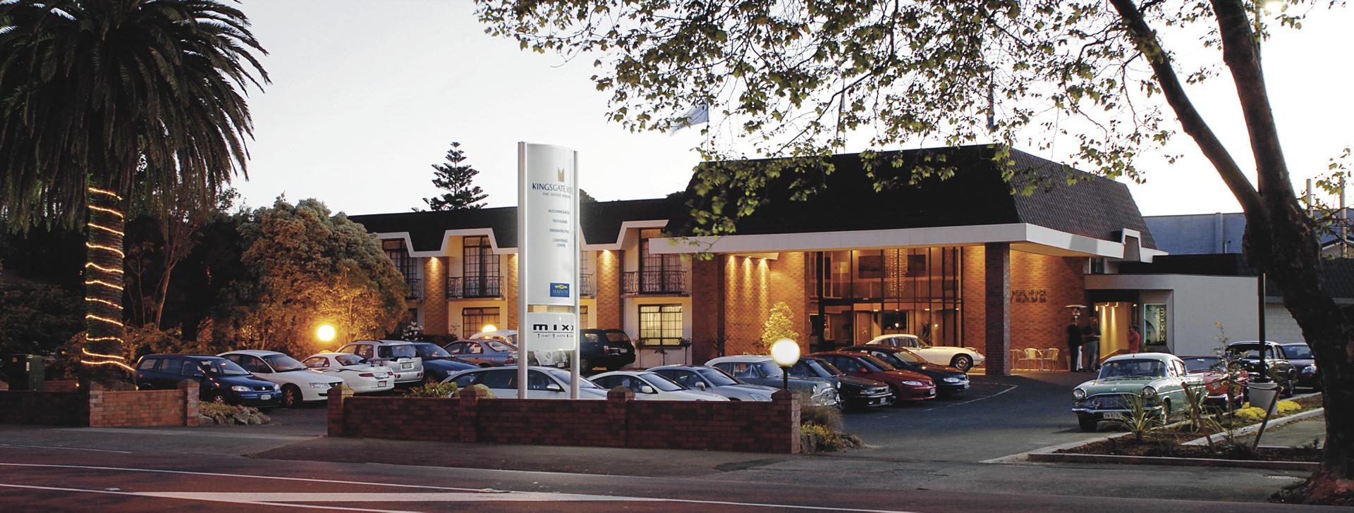 Modernes Hotel