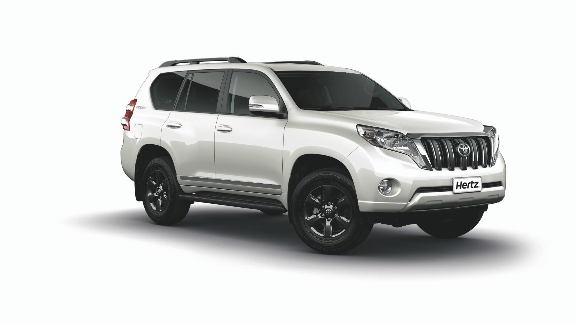 Gruppe R FFBD, 4WD Toyota Land Cruiser Prado o.ä.