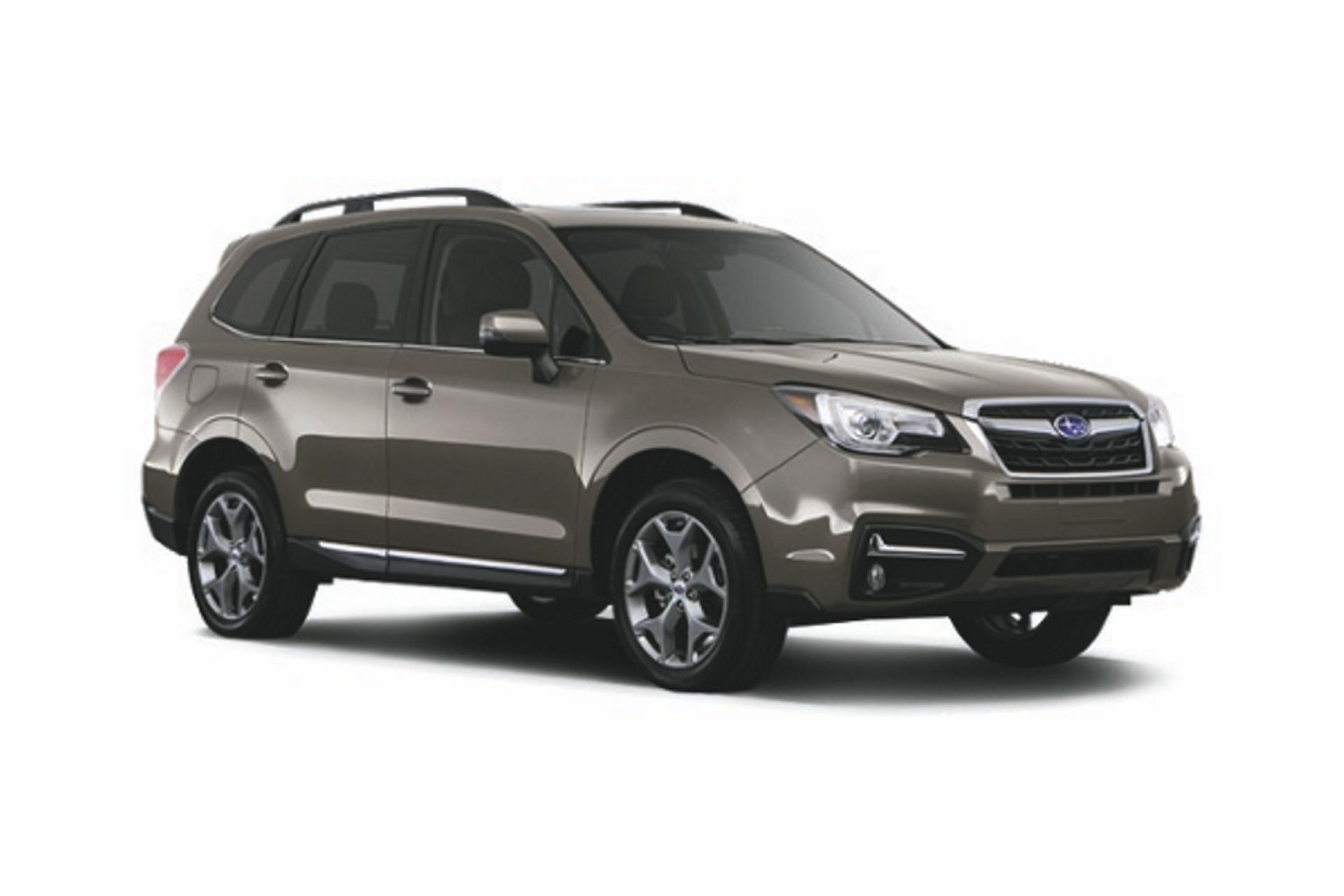 Kat. SFDR, AWD SUV Subaru Forester o.ä.