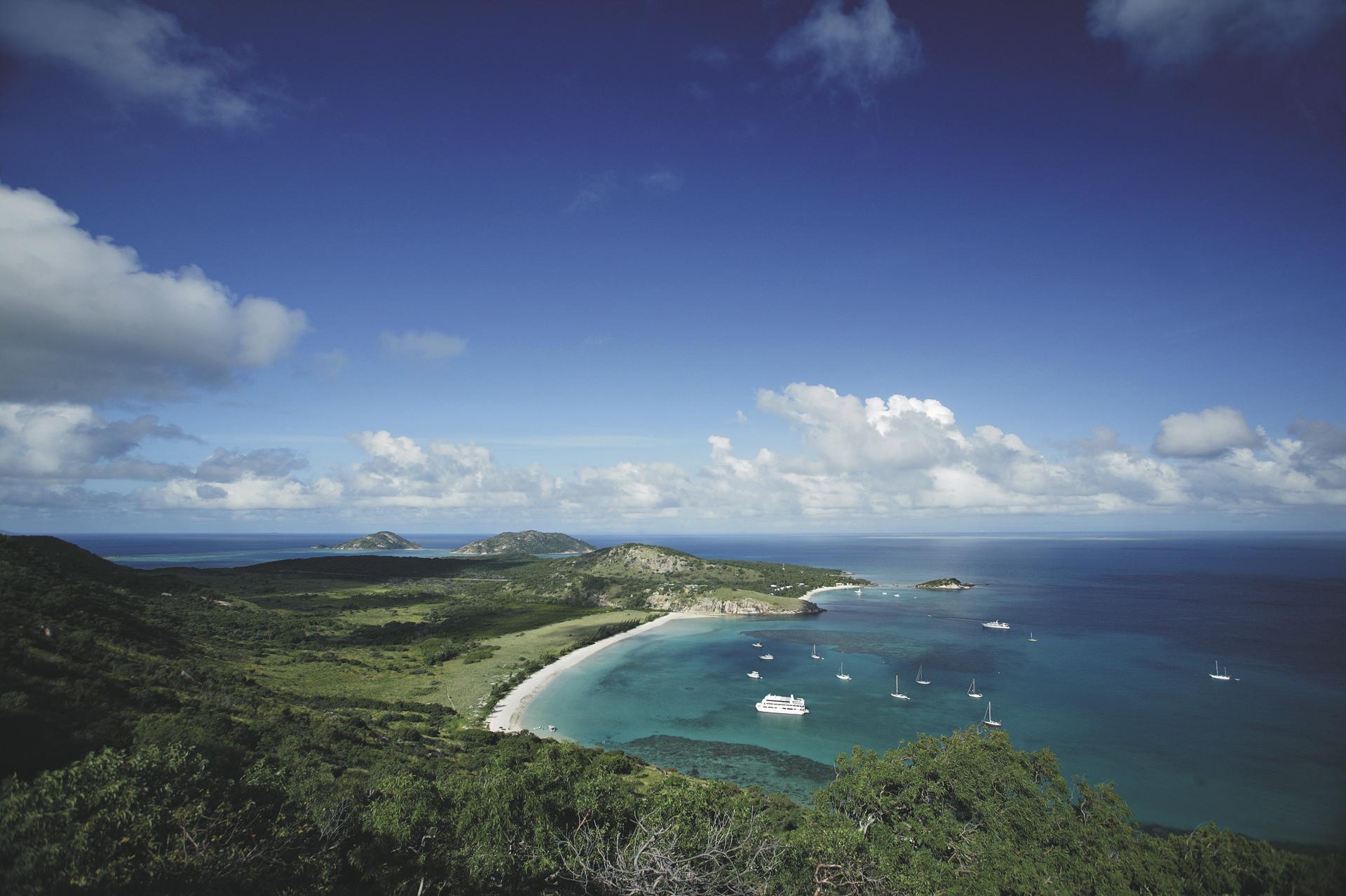 Lizard Island Bucht