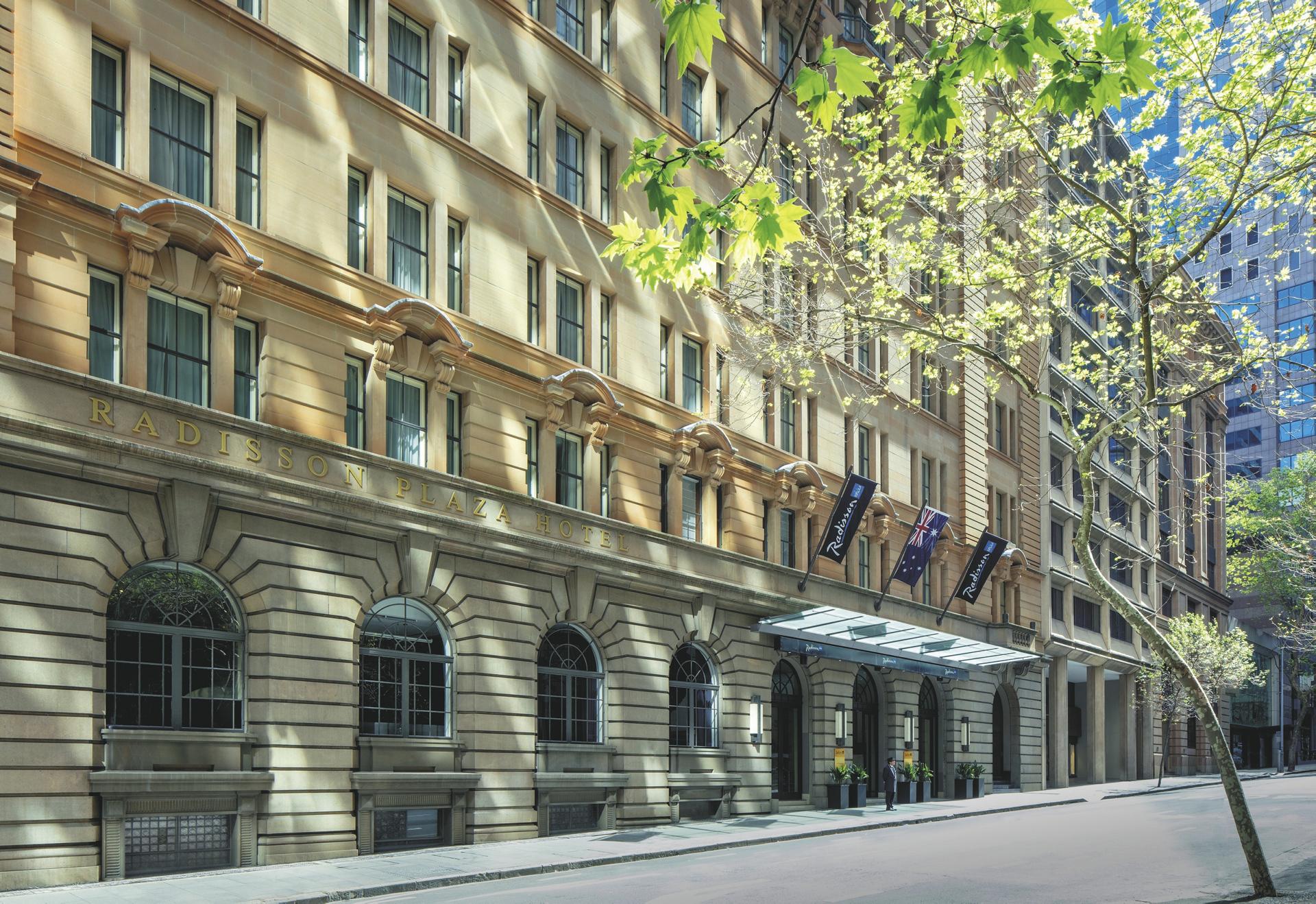 Radisson Blu Plaza Sydney