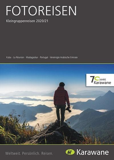 Karawane Reisen Fotoreisen Katalog 2020
