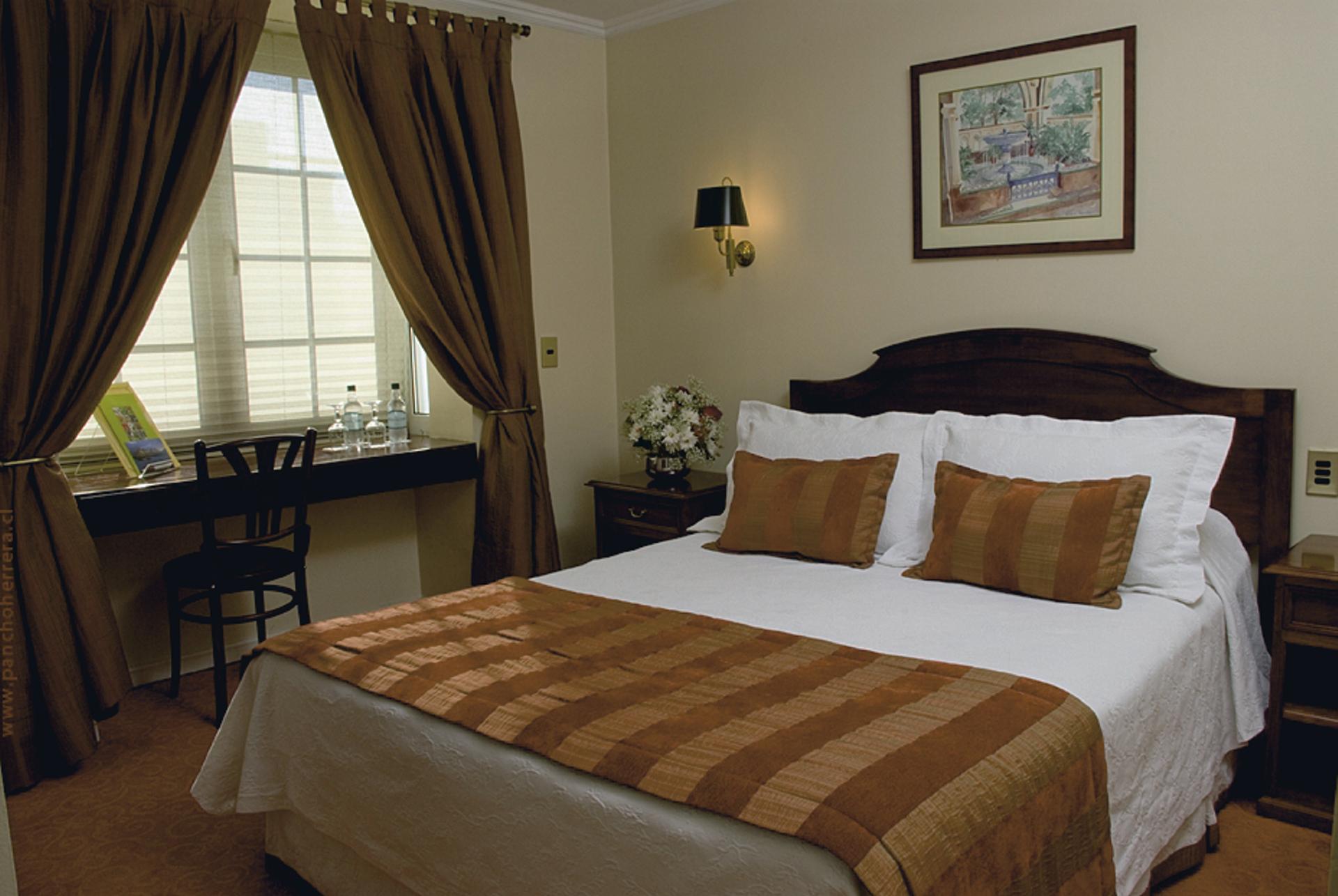 Zimmerbeispiel Hotel Orly