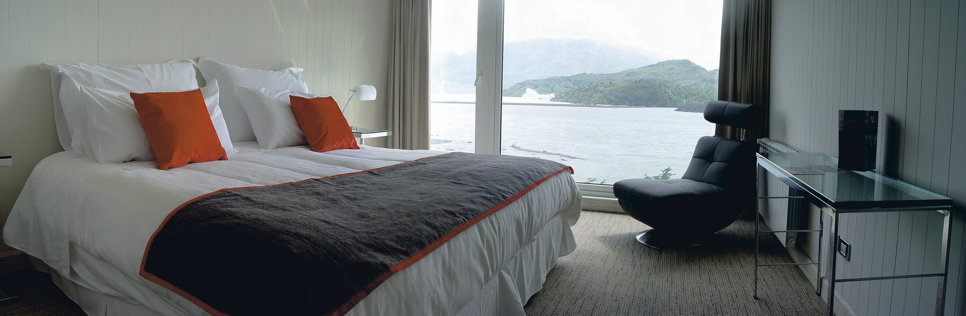 Superior-Zimmer im Hotel Lago Grey