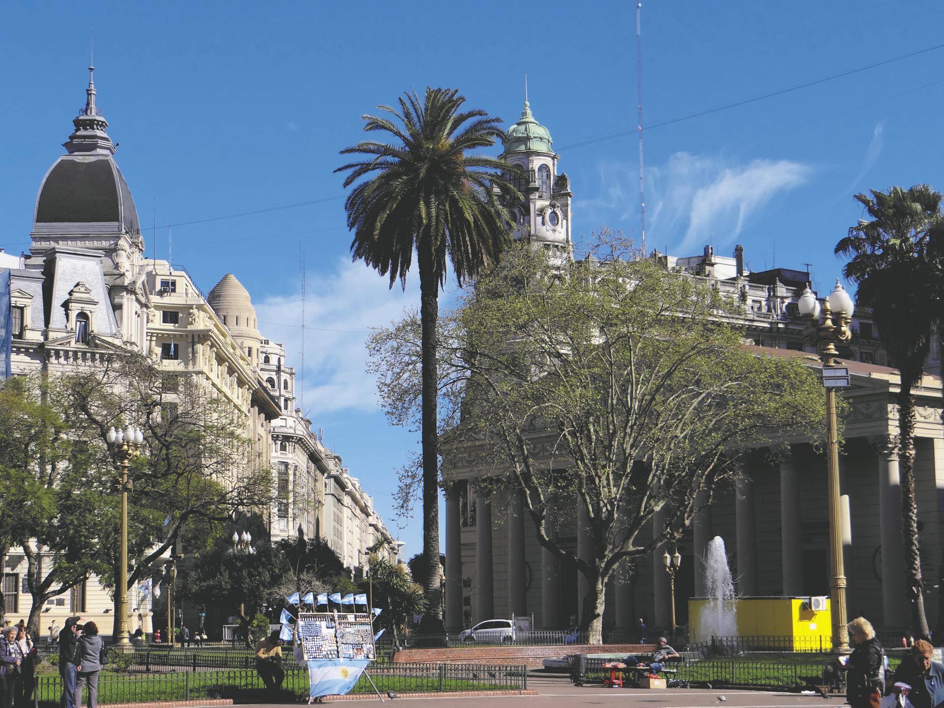 Hauptplatz mit Kathedrale