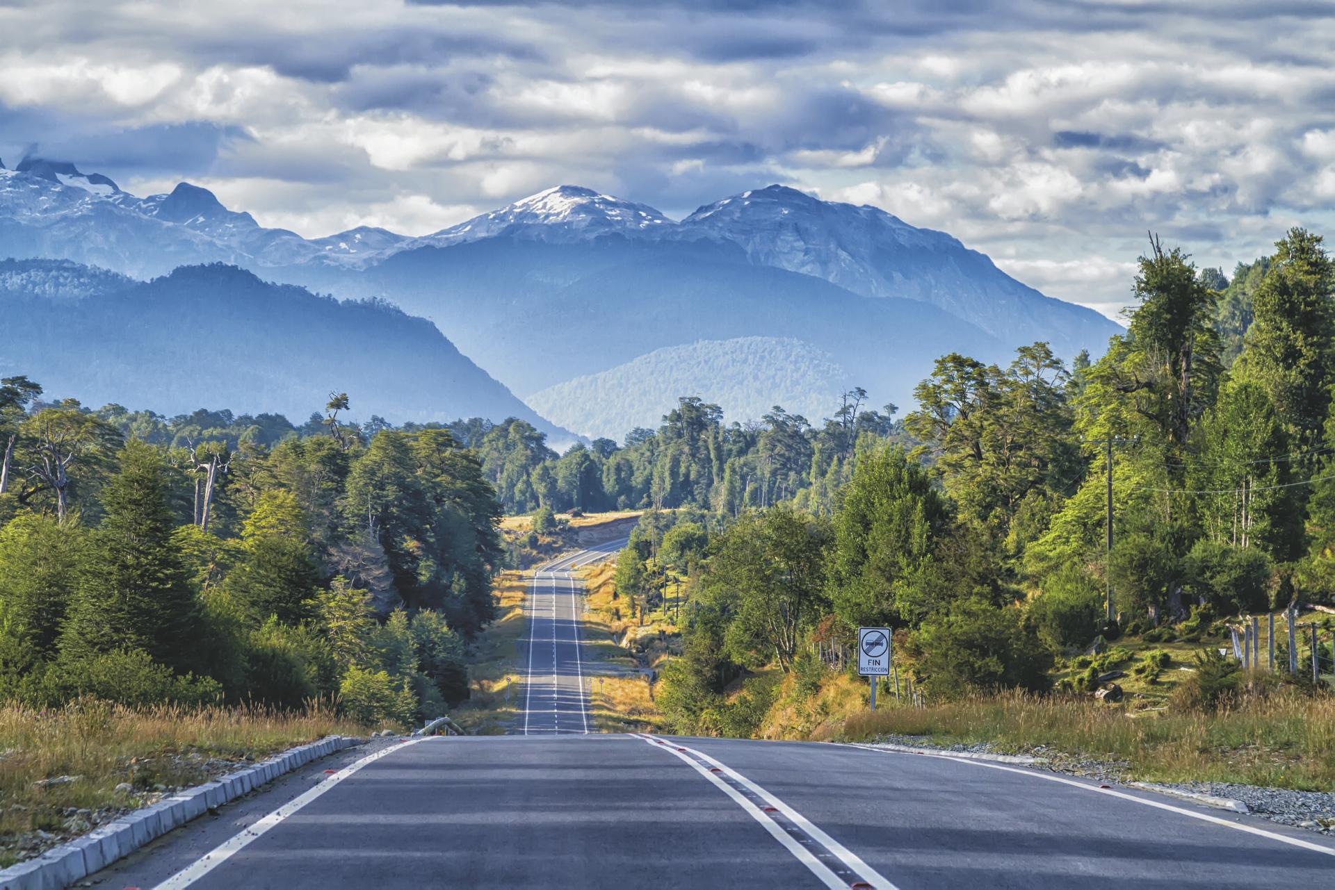 unterwegs auf der Carretera Austral