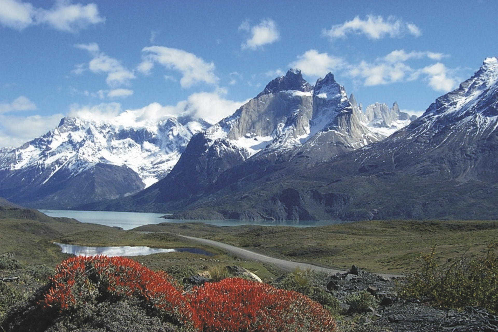 Nationalpark Torres del Paine, ©Australia Plus