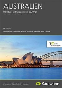 Karawane Australien Katalog 2020