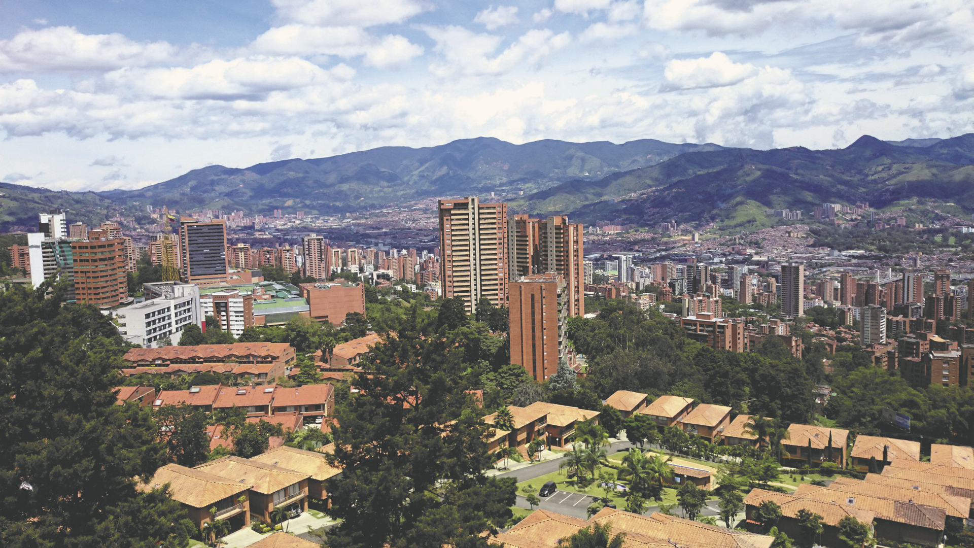 Blick auf Medellin, ©camaralucida1 - Fotolia