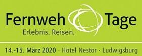 Fernweh Tage. 14-15. März 2020 - Hotel Nestor - Ludwigsburg