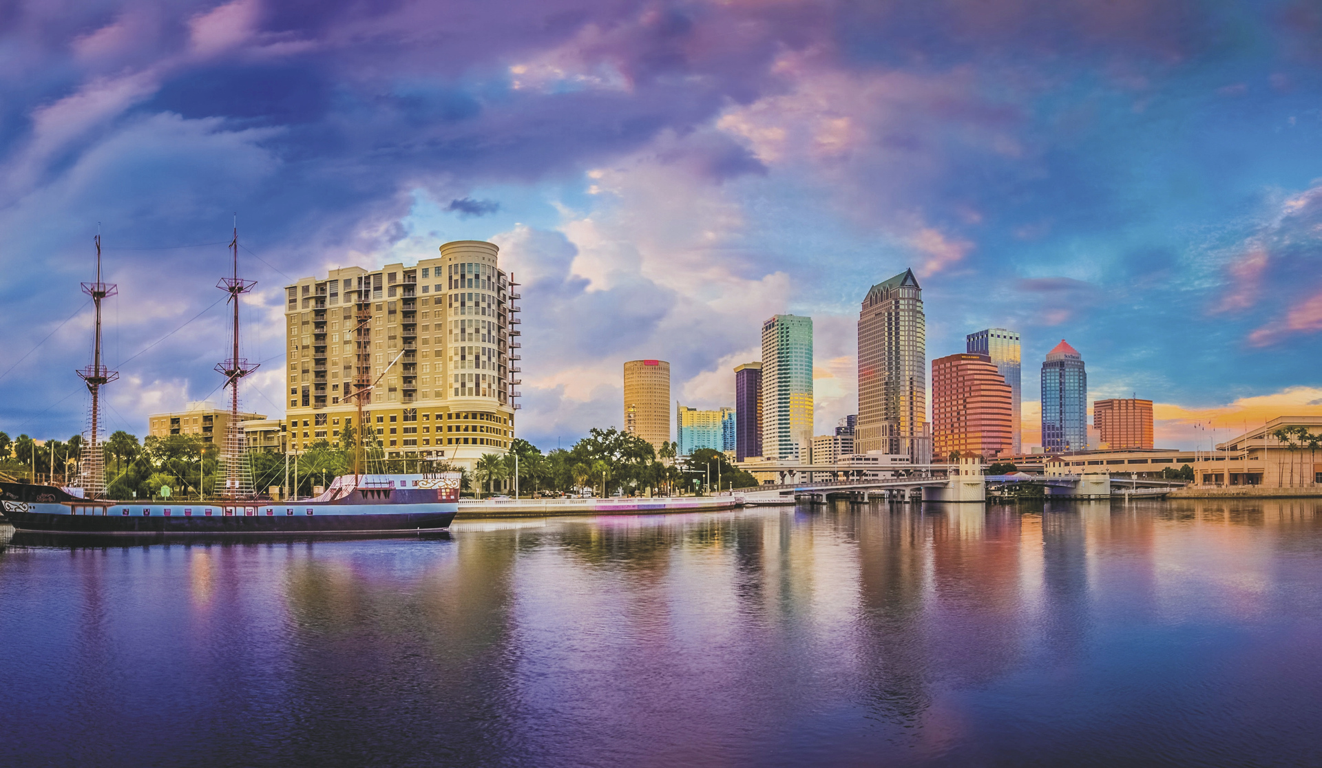 Skyline Tampa, ©JerryFergusonPhotography.com