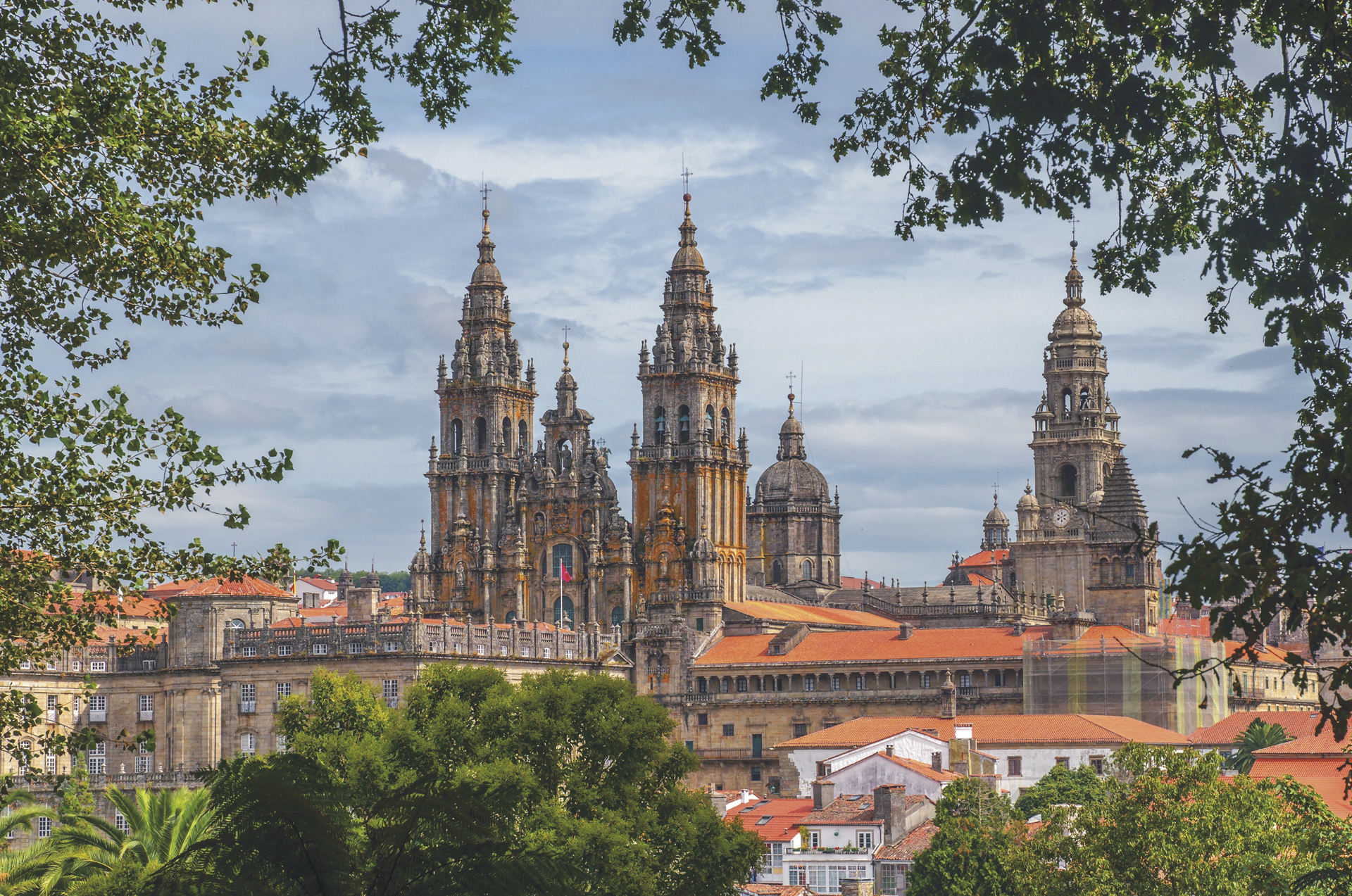 Santiage de Compostela