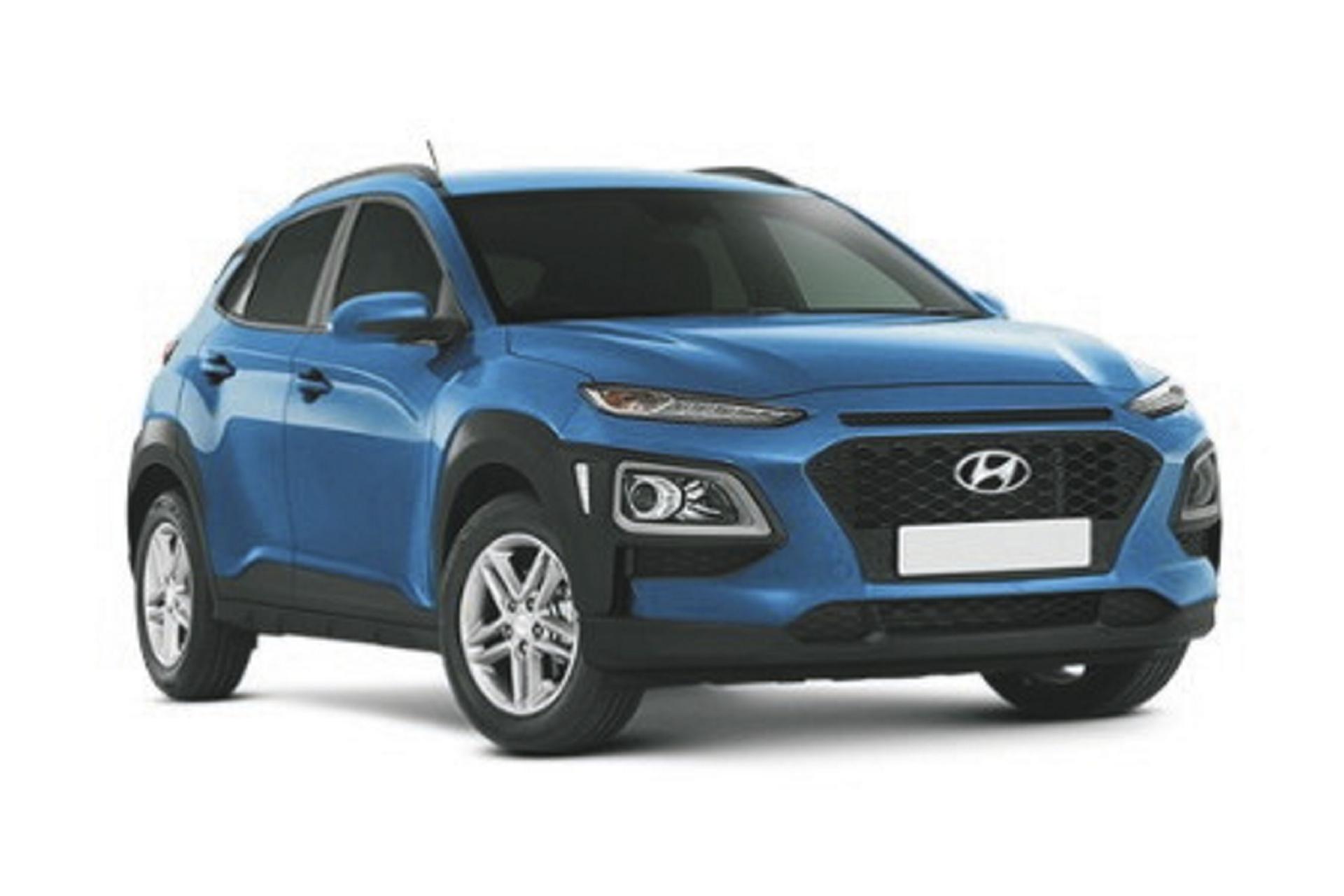 Kat. IFAR, Hyundai Kona o.ä.